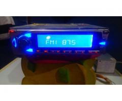 Radio Reproductor De Carro Marca Parker - Imagen 2/6