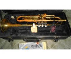 Trompeta marca Antigua