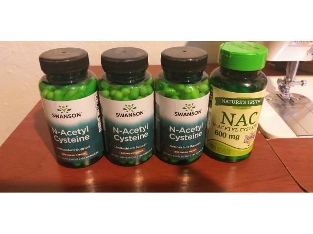 Antioxidante NAC. - 1/1