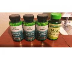 Antioxidante NAC.