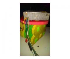 Radio Reproductor De Carro Marca Parker - Imagen 5/6