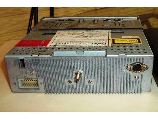 Radio Reproductor De Carro Marca Parker - 6/6