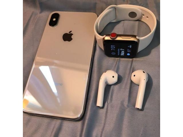 A la venta Apple iPhone XS Max Discount + Free Apple Watch - 1/3