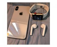 A la venta Apple iPhone XS Max Discount + Free Apple Watch