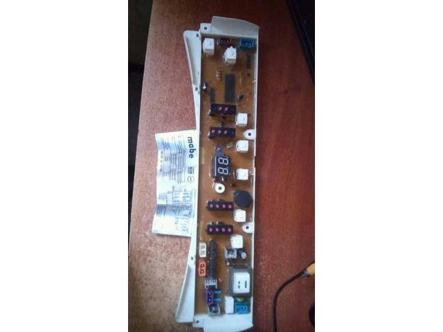 Tarjeta Para Lavadora Mabe Digital Mod Lma230dbasp - 1/2