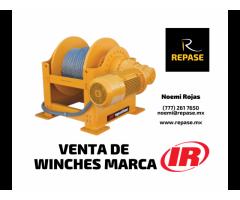 VENTA DE WINCHES (MALACATES) MARCA IR