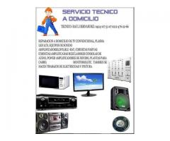 servicio tecnico a domicilio en caracas