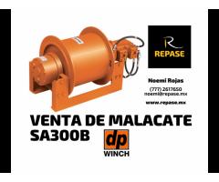 VENTA DE MALACATES SA300B DPWINCH