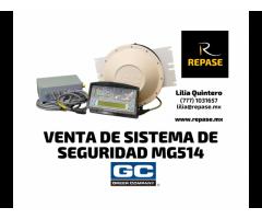 VENTA DE SISTEMA DE SEGURIDAD MG514