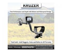 Detector de metales de alto rendimiento y bajo precio Kruzer