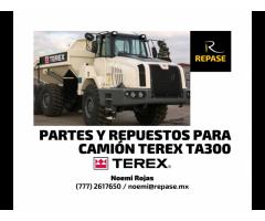 PARTES Y REPUESTOS PARA CAMIÒN TEREX TA300