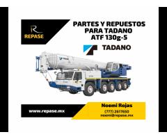 PARTES Y REPUESTOS PARA TADANO 130g-5