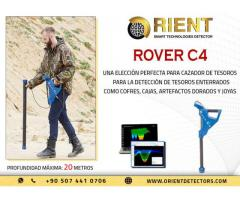 Potente escáner de tierra 3D ROVER C4 - Mejor precio - Envío gratuito