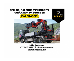 SELLOS Y BALEROS PARA GRUAS PK 92002 SH PALFINGER