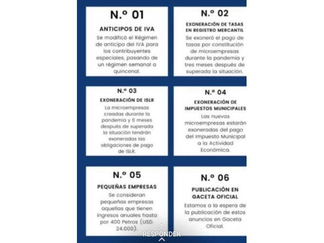 REGISTRO MERCANTIL PARA NUEVOS MICROEMPRESARIOS - 2/2