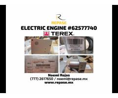 electric engine #6257740 terex