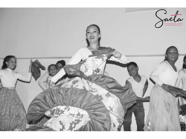 Clases de baile - 6/6