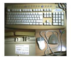 Fuentes de poder y teclado Para REPUESTO
