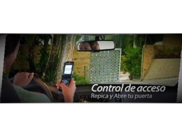 INTERCOMUNICADOR INALAMBRICO GSM con SIRENA VECINAL para Calles cerradas, Urbanizaciones y Edificios - 2/5