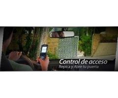 INTERCOMUNICADOR INALAMBRICO GSM con SIRENA VECINAL para Calles cerradas, Urbanizaciones y Edificios