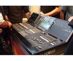 Digitales Mezcladores y otros instrumentos musicales sistemas