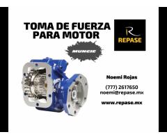 TOMA DE FUERZA PARA MOTOR MUNCIE