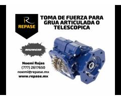 TOMA DE FUERZAPARA GRUA TELESCOPICA MUNCIE