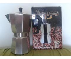 Cafetera Greca Italiana 6 Tazas $25