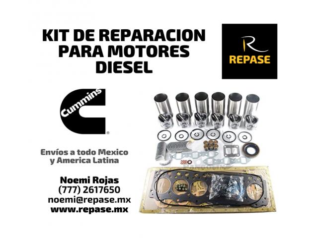 KIT DE REPARACION PARA MOTORES DIESEL - 1/1