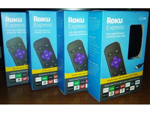 Excelente Roku Express HD, WIFI, HDMI nuevo en su caja oferta - 2/3