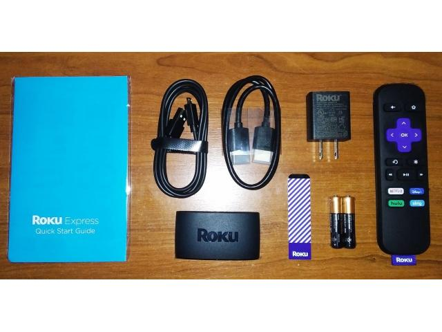 Excelente Roku Express HD, WIFI, HDMI nuevo en su caja oferta - 3/3