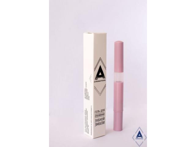 """Gel blanqueador para el esmalte dental """"AVRORATEGEL"""" - 1/3"""