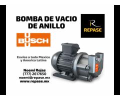 VENTA DE BOMBAS DE VACÍOS DE ANILLO BRUSH