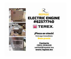 62577740 ELECTRIC ENGINE TEREX