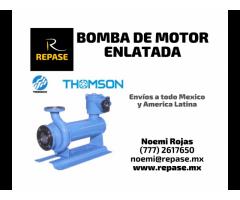 BOMBA DE MOTOR ENLATADA TEIKOKU THOMSON