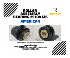 ROLLER ASSEMBLY BEARING #1104126 AMERICAN
