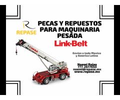 PECAS Y REPUESTOS PARA MAQUINARIA PESADA LINK BELT