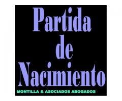 Apostilla de Carta de Solteria / Acta de Nacimiento / Abogados Venezuela Traducción