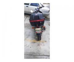 Vendo Moto Susuki Año 2009 - Remato