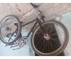 Bicicleta montañera #24