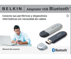 Adaptador  USB  Bluetooth