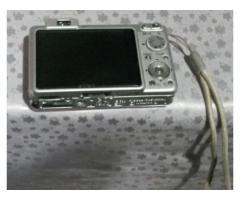 Cámara Sony 8 mega píxeles