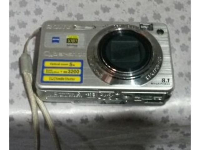 Cámara Sony 8 mega píxeles - 2/3