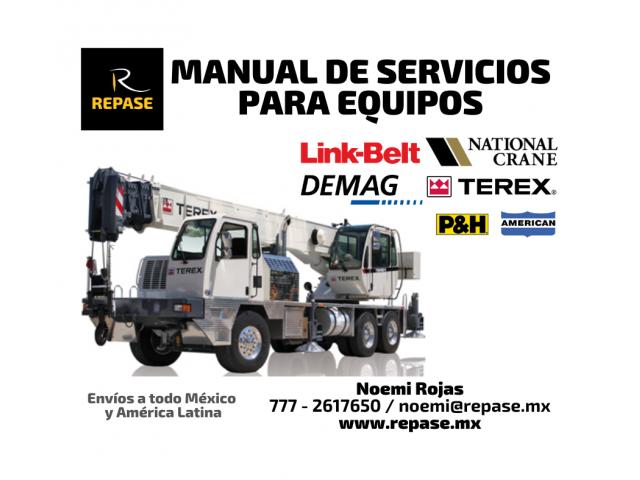 MANUAL DE SERVICIOS PARA EQUIPOS INDUSTRIALES - 1/1