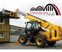 Alquiler de Montacargas, Manlift y Telehandler