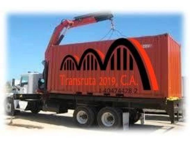 Camiones con Brazo Hidráulico Alquiler y Logistica - 2/6