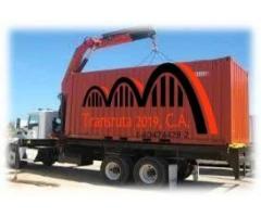 Camiones con Brazo Hidráulico Alquiler y Logistica - Imagen 2/6