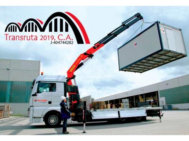 Camiones con Brazo Hidráulico Alquiler y Logistica - 3/6