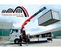 Camiones con Brazo Hidráulico Alquiler y Logistica - Imagen 3/6