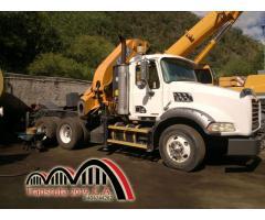 Camiones con Brazo Hidráulico Alquiler y Logistica - Imagen 5/6